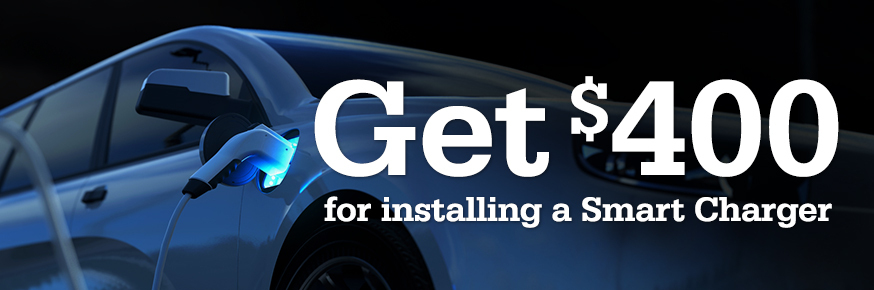 Smart Charger Rebate - PSEG Long Island